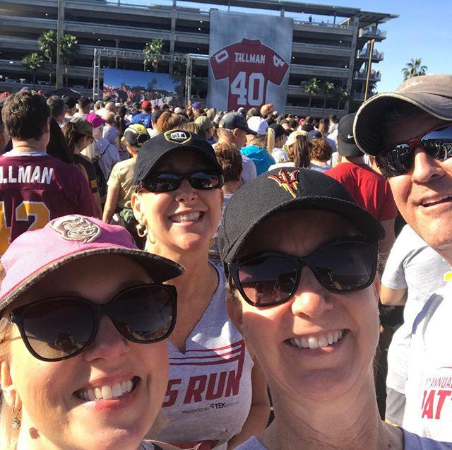 Kristine at Pat_s Run