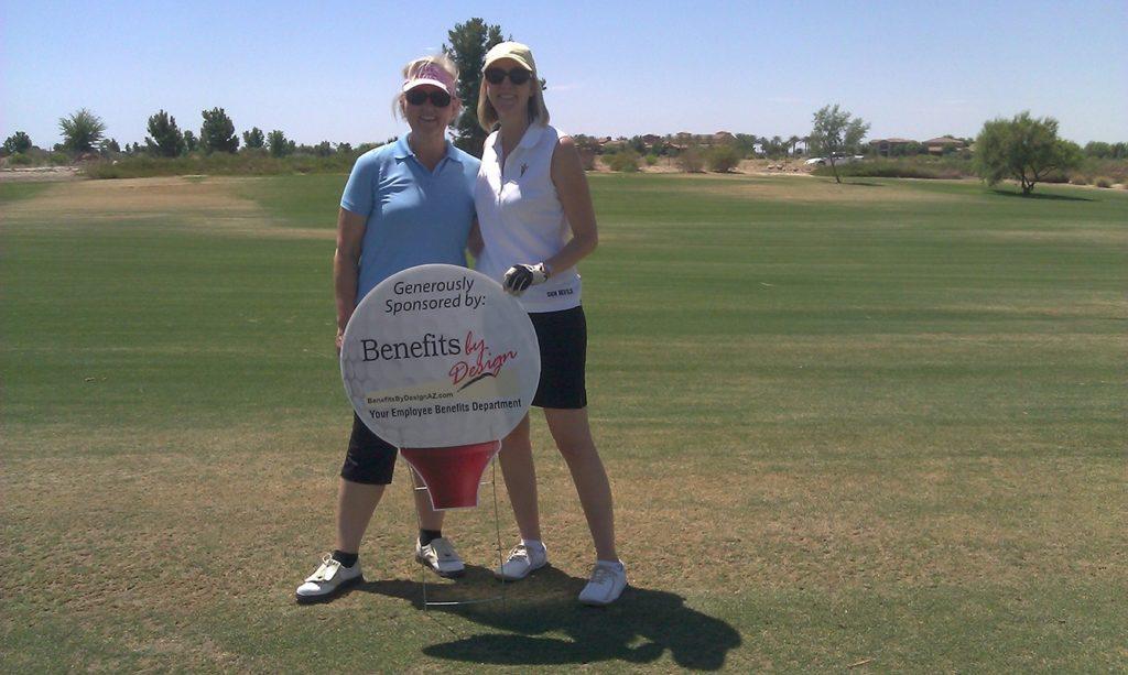 Sponsoring a Tempe Chamber Golf Tournament