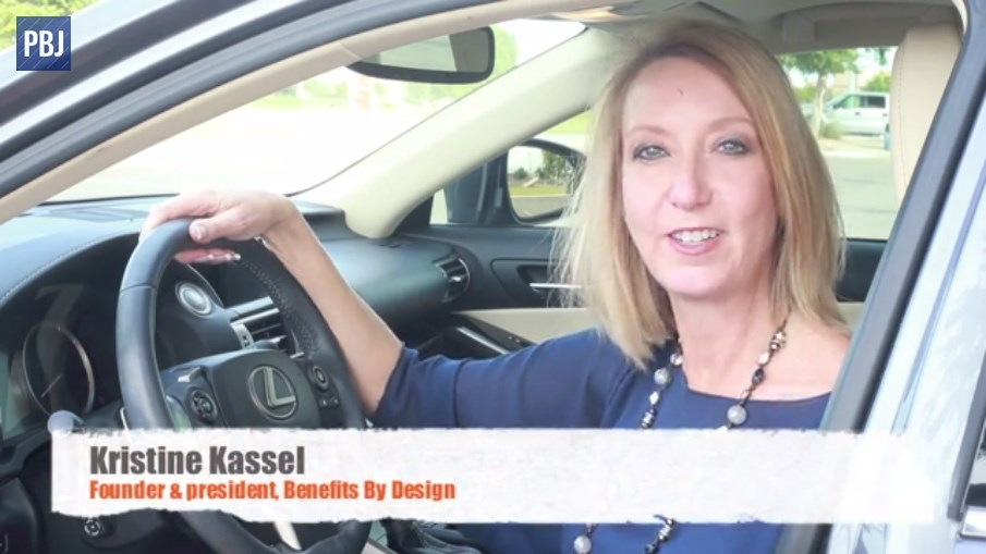 Kristine Kassel Phoenix Business Journal Video Interview